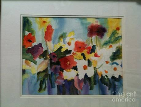 Flower abstract by Joanne Killian