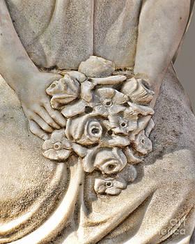 Flower Angel by Josephine Cohn