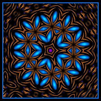 Marcela Bennett - Flower Baroque Cluster