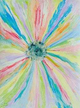 Flower Burst by Alexandra Brown
