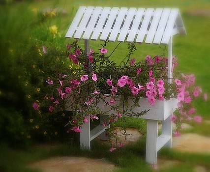 Flower Cart by Jennifer Lawrence