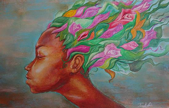 Flower Child by Idorenyin Sam Awak