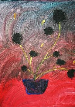 Flower by Csongor Licskai