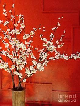 Andrea Kollo - Flower Display - Apple Blossoms