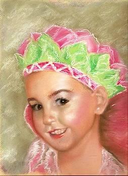 Flower Fairy by Lori Ippolito