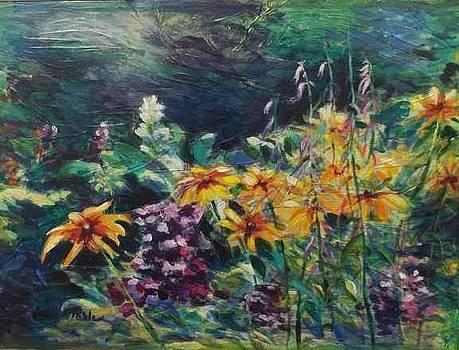 Flower Fantasy by Carol Kalbe