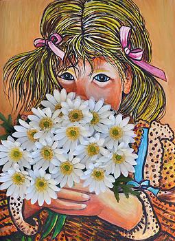 Flower Girl by Bob Crawford
