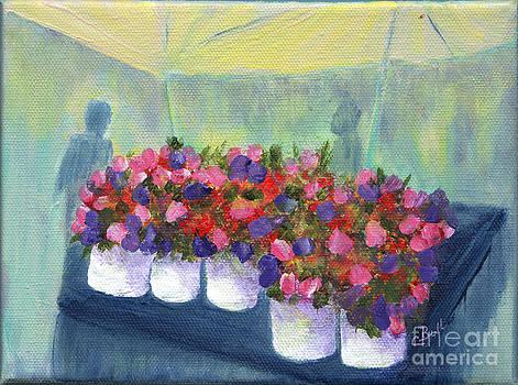 Claire Bull - Flower Market
