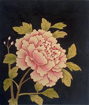 Flower by Minhwa Art