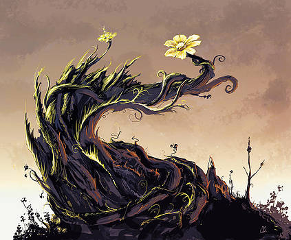 Flower by Odysseas Stamoglou