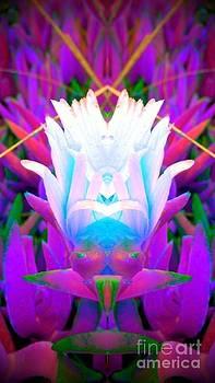 Flower of Light by Karen Newell