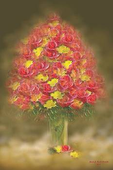 Flower of the Fog by Jessie J De La Portillo