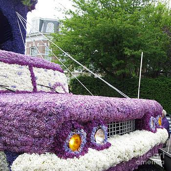 Ausra Huntington nee Paulauskaite - Flower Parade. 03 Blumencorso Holland 2011