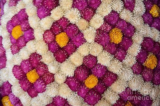 Flower pattern  by Bobby Mandal