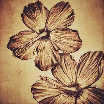 Flower Play 2 by Marenda Smith
