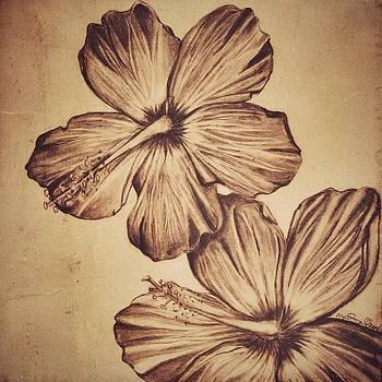 Flower Play1 by Marenda Smith
