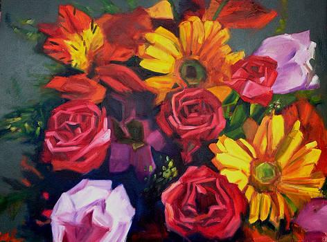 Flower Power by Aaron Hazel