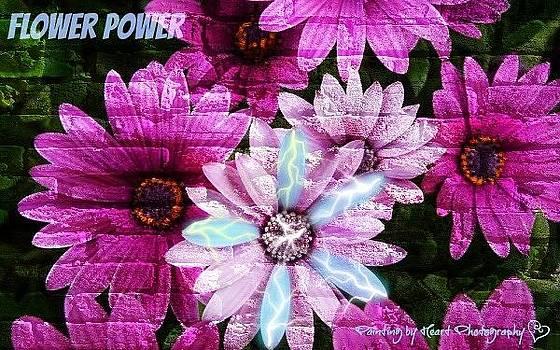 Flower Power by Deahn      Benware