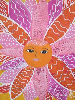 Flower Power II by Julie Crisan