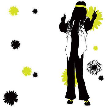 Jo Ann Snover - Flower power