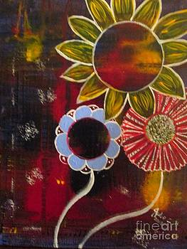 Flower Power by Julie Crisan