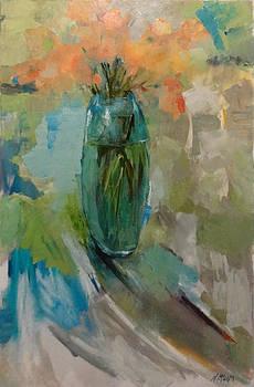 Flower Power by Nancy Blum