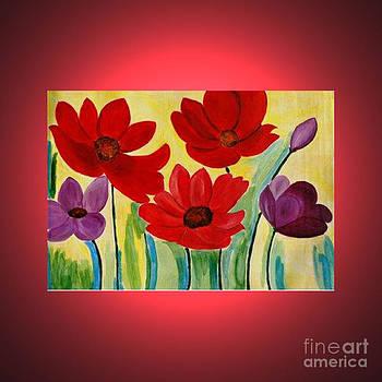 Flower by Purnima Jain