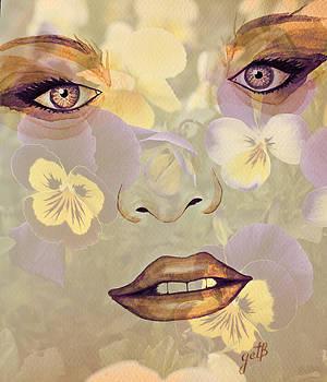 Flower Spirit by Georgeta Blanaru