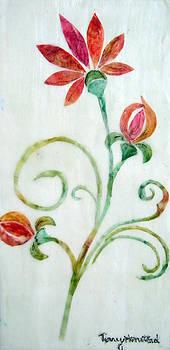 Flower Stem by Terry Honstead