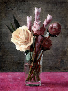 Charles Pompilius - Flower Study Five