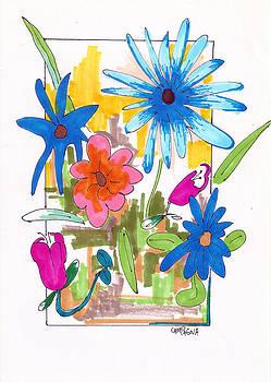 Teddy Campagna - Flower Study