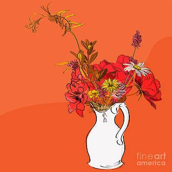 Jo Ann Snover - Flower vase