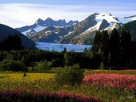 Flowering Meadow by Cole Black