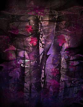 Flowers Among Thorns by Rachel Christine Nowicki