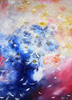 Flowers by Danas Zymonas