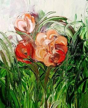 Flowers by Ferid Sefer