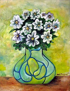 Flowers for Jenny by Martel Chapman