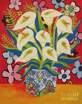 Flowers for Mom by Lee Ann Newsom