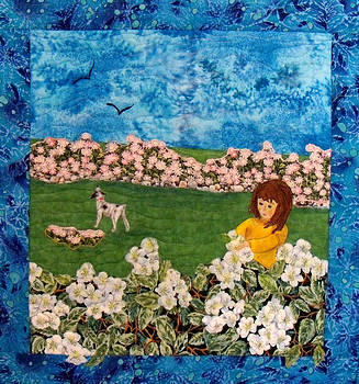 Flowers For Mom by Maureen Wartski