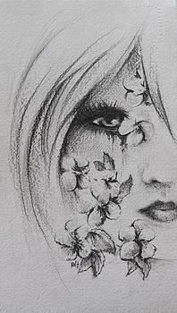 flowers for Rachel by Rachel Christine Nowicki