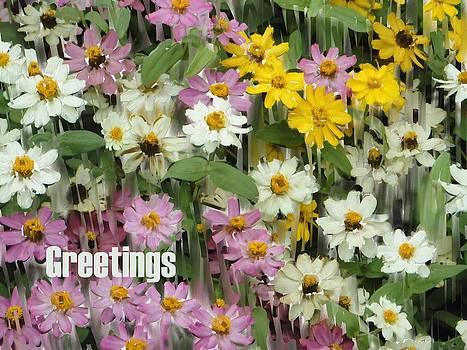 Usha Shantharam - Flowers Greetings