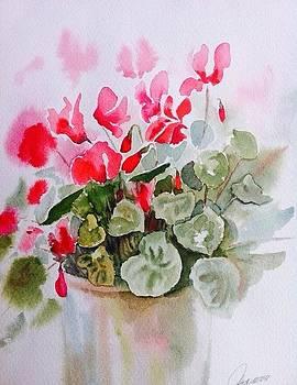Flowers by Ida Yavari