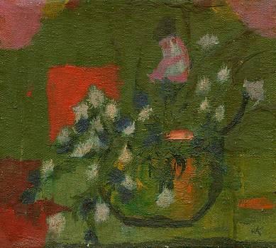 Wojtek Kowalski - Flowers In Flowerpot