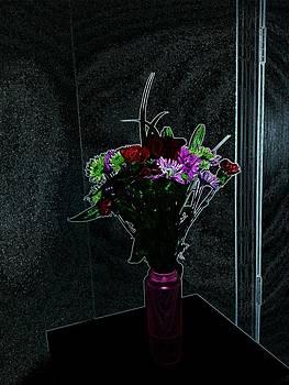 Flowers in the Dark by Chris Ye