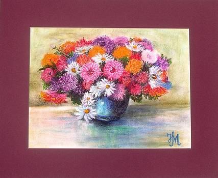 Flowers by Nina Mitkova