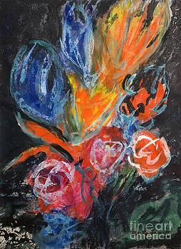 Flowers of night by Pauli Hyvonen