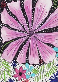 Flowers by Rosalina Bojadschijew