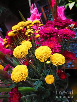 Flowers by Scott Shaw