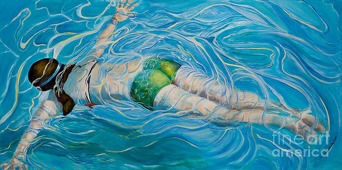 Fluid Movement by Linda Queally