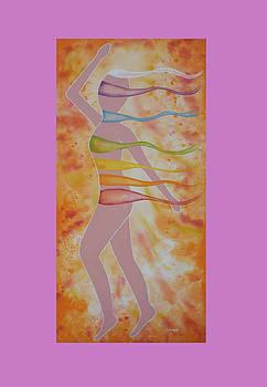 Fluidity Goddess by Stefanie Beauregard